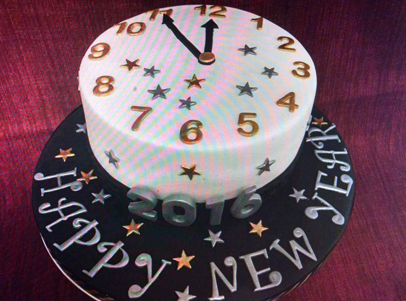 Cake New Years Eve 2018 : CAKE GALLERY - Sugartime Confections
