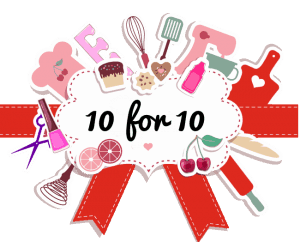 10 for 10 Events<br /> FRIDAYS  7 PM - 9 PM